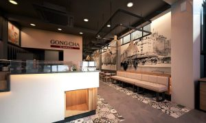 Gong Cha Hải Phòng – project2017