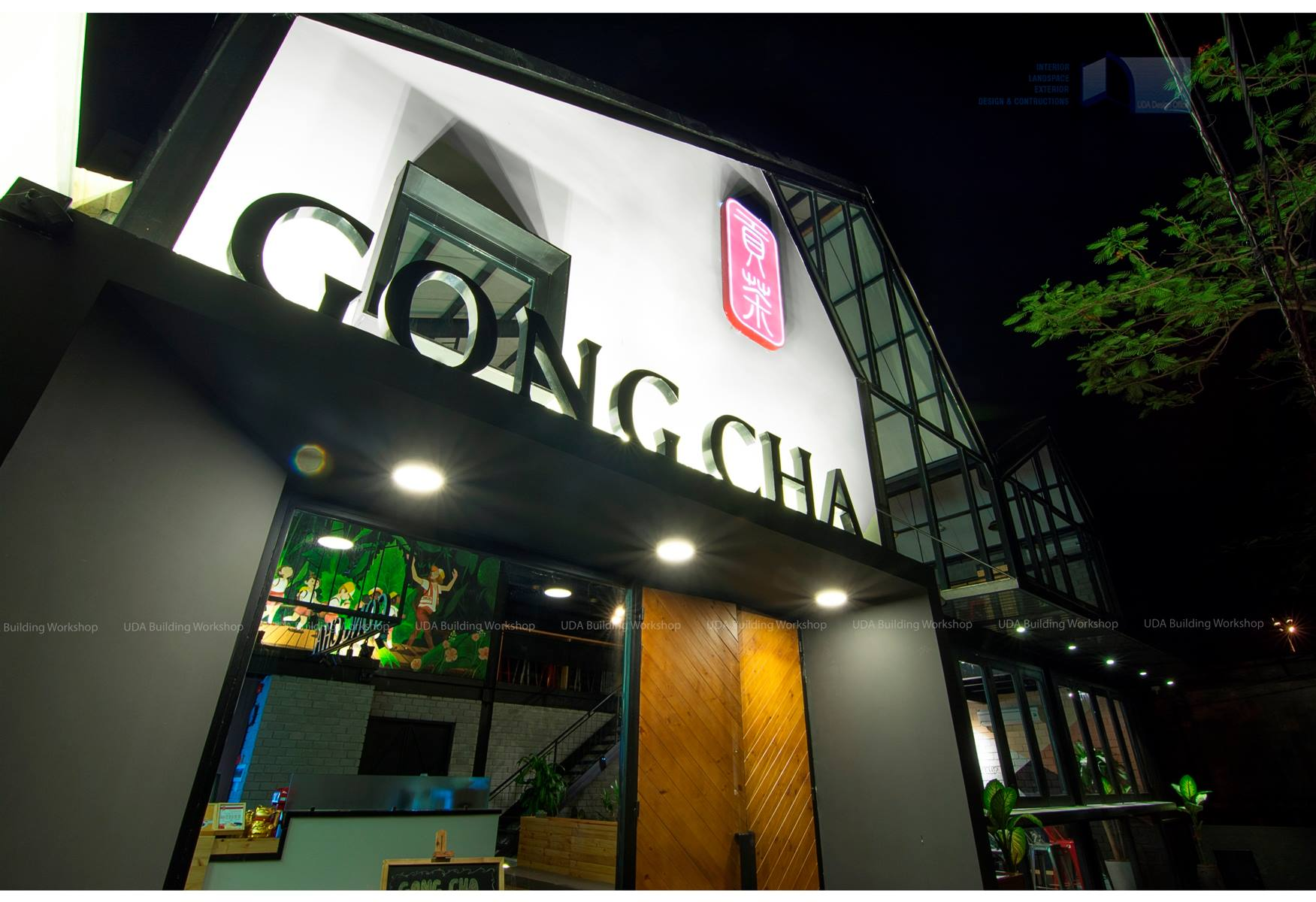 Gong Cha Huế – UDA design and build